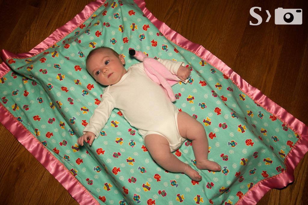 Caroline - 3 Months