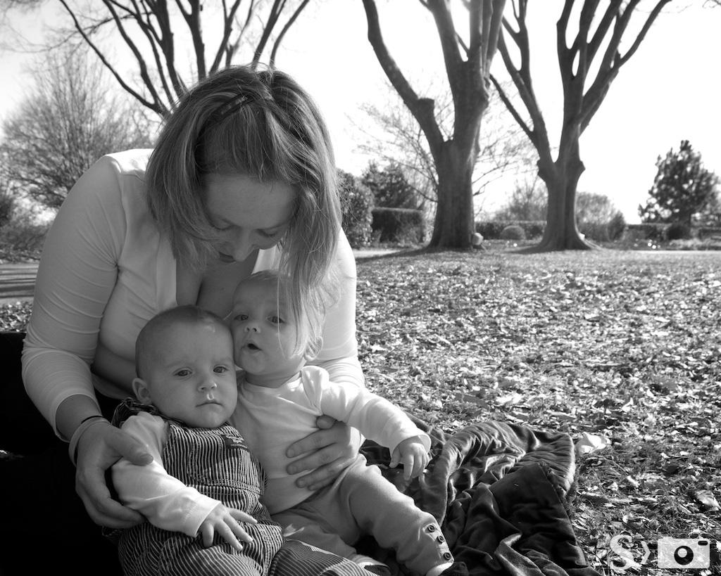 Momma & Twins