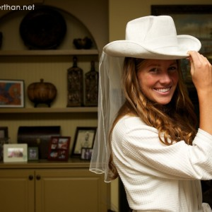Cow girl Bride