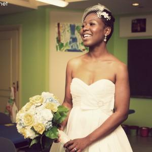 The lovely Mrs.
