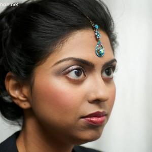 Makeup: done