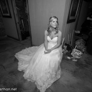 Mallary, the bride