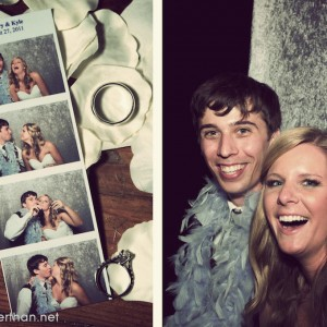Wedding Day Photobooth fun