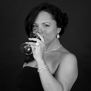 Taking a sip
