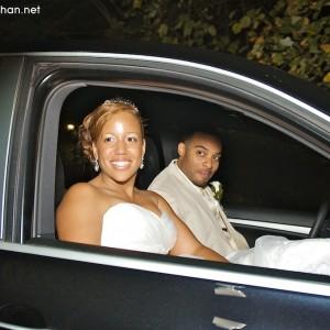 Congrats Taniesha & Derrick